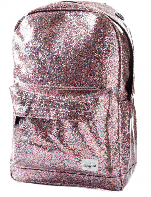 Spiral Jewels Backpack in Multi