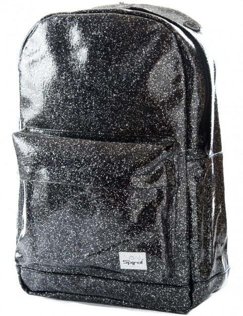 Spiral Jewels Backpack in Black
