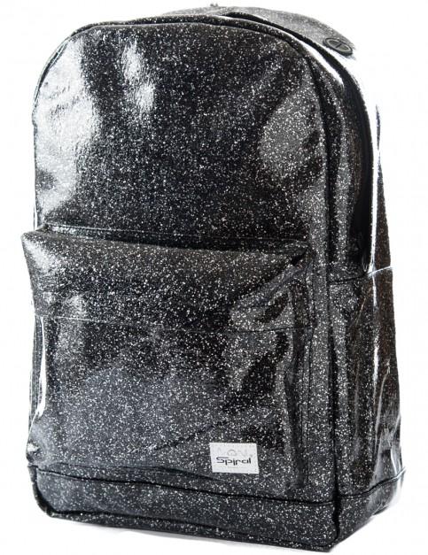 Black Spiral Jewels Backpack