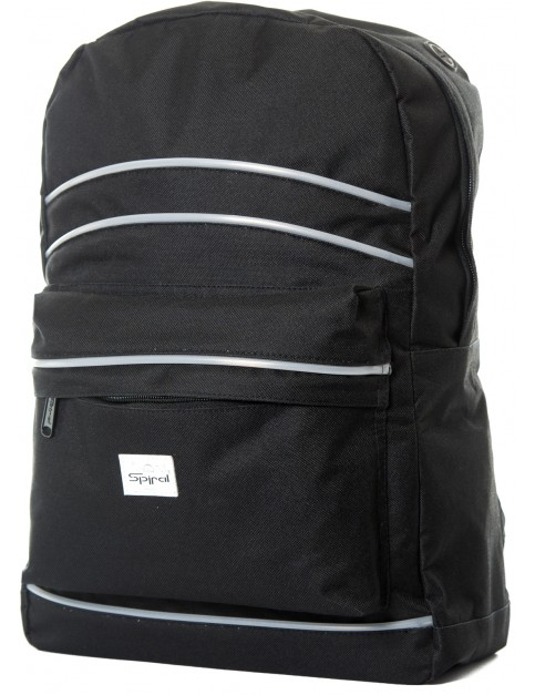 Blue Spiral Lite Up Backpack