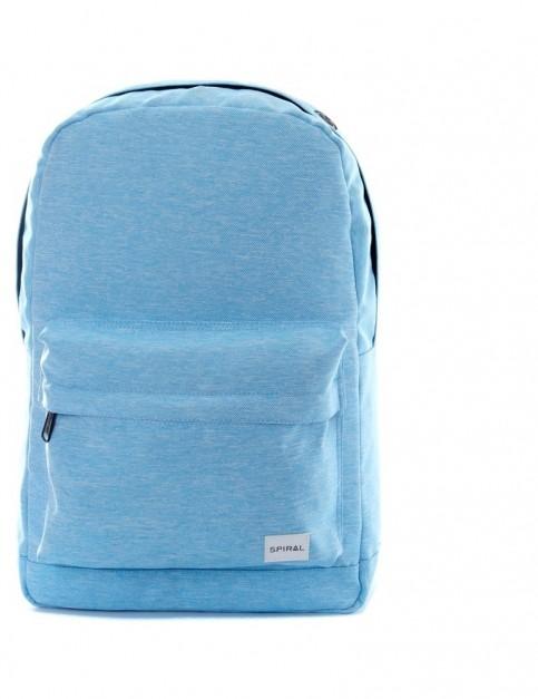 Spiral MARL BACKPACK Backpack in SKY BLUE