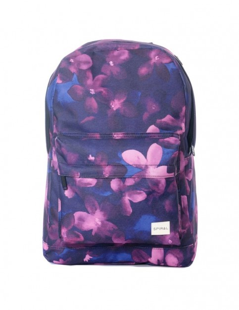 Spiral Midnight Waterflower Backpack Backpack in Midnight Waterfall