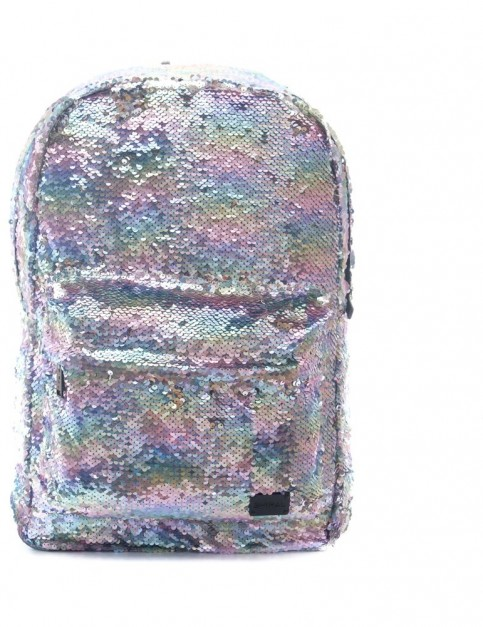 Spiral RAINBOW SEQUINS BACKPACK Backpack