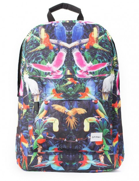 Spiral Rainforest OG Backpack in Rainforest
