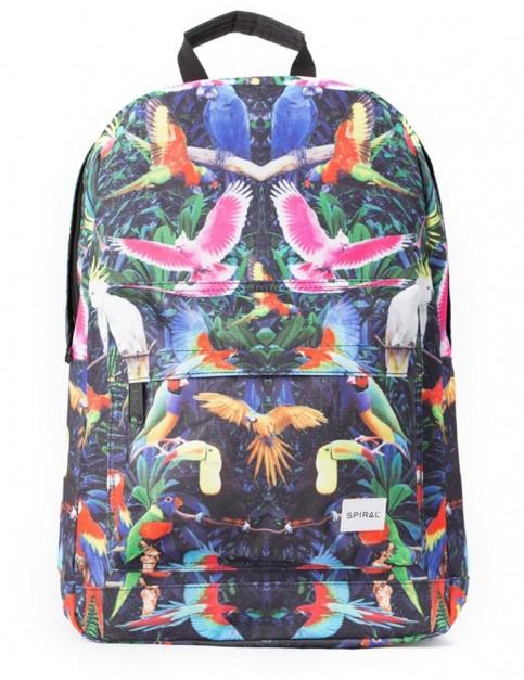 Spiral Rainforest OG Backpack in Rainforest