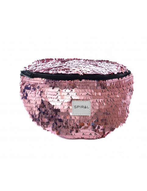 Spiral Ritz-Rose Bum Bag