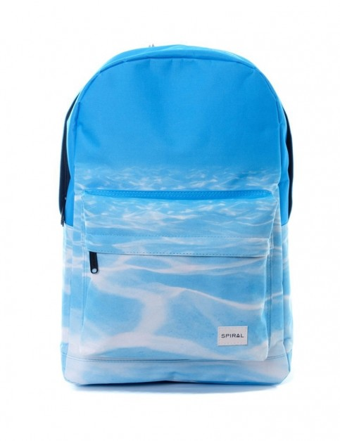 Spiral Seabed Backpack Backpack in Seabed