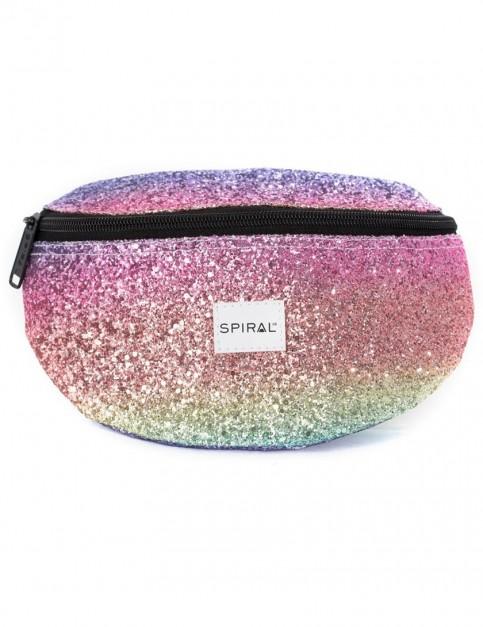 Spiral Sherbet Jewels Bum Bag in Multi