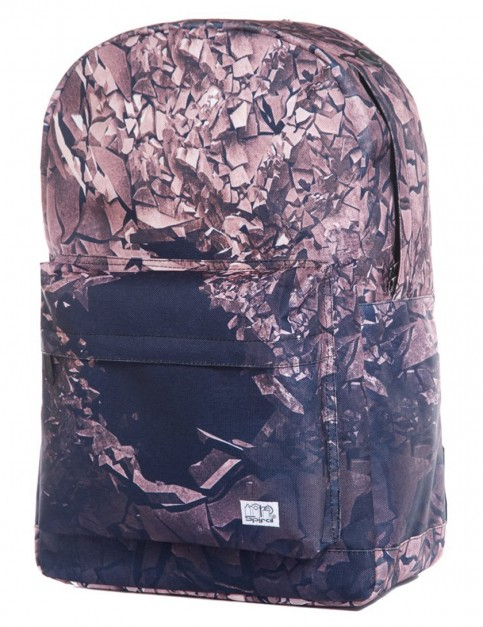 Spiral Space Rock Backpack