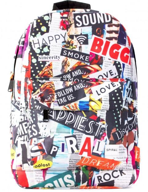 Spiral Tabloid OG Backpack