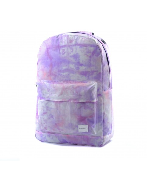 Spiral Tie Dye Mist Backpack