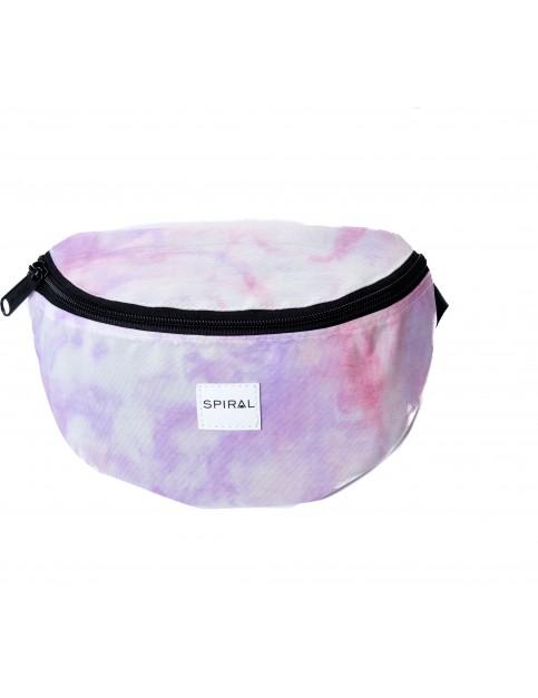 Spiral Tie Dye Mist Bum Bag