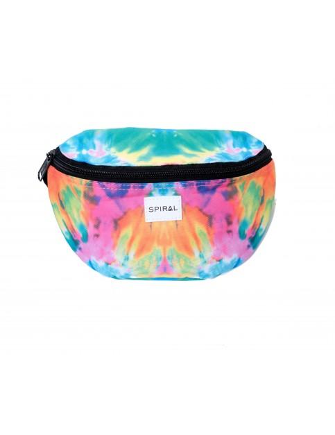 Spiral Tie Dye Trance Bum Bag