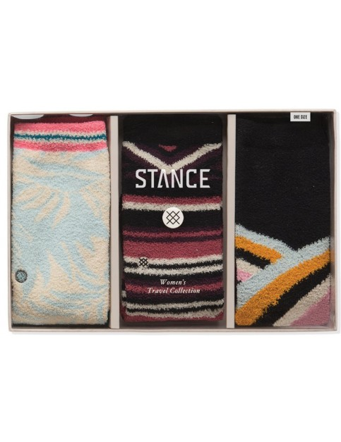 Stance 3 Pack Box Set Socks in Multi