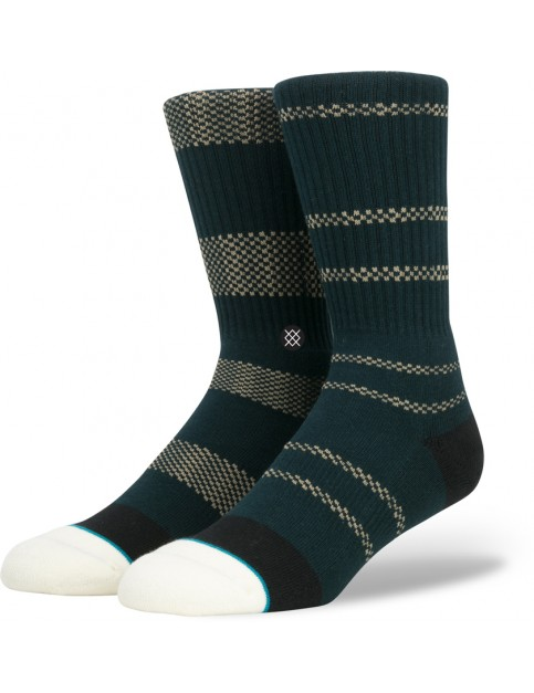 Stance Aleppo Socks in Green