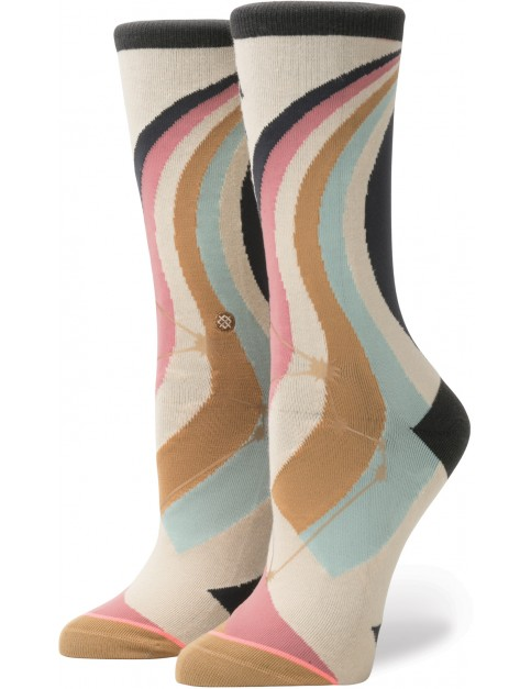 Multi Stance Aquarius Crew Socks