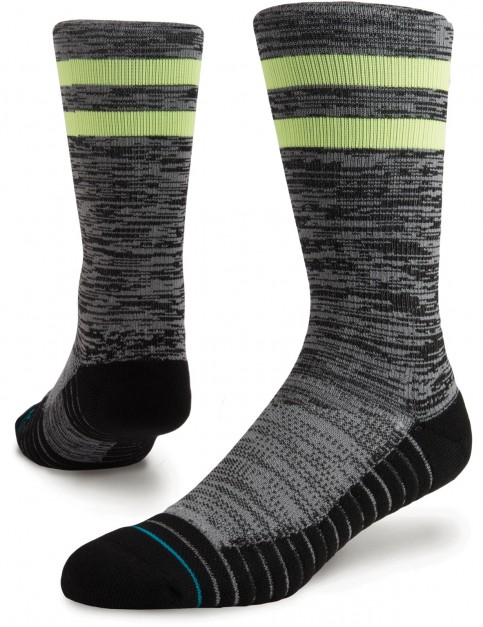 Stance Athletic Franchise Crew Socks in Black