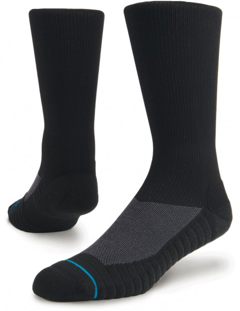 Stance Athletic Icon Crew Socks in Black