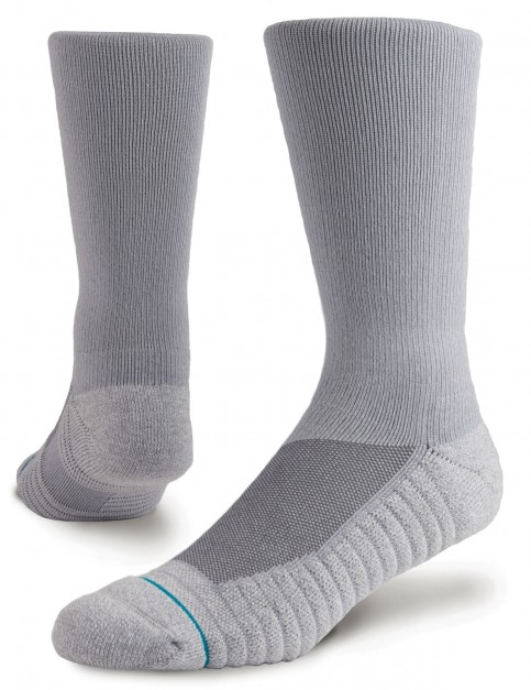 Stance Athletic Icon Crew Socks in Grey