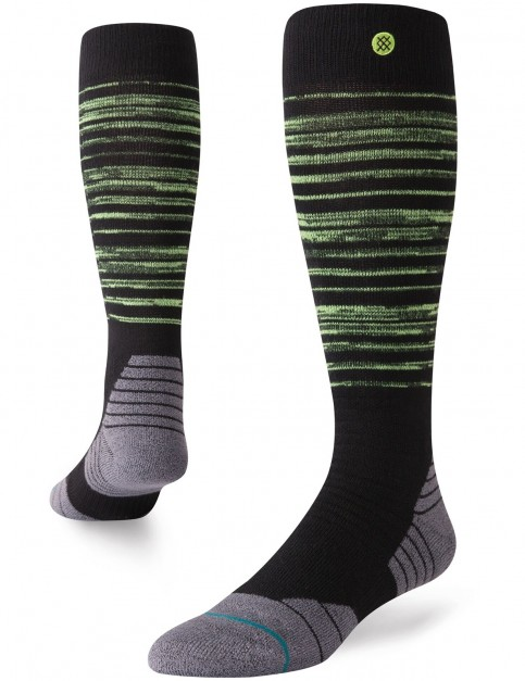 Stance Atlas Snow Socks in Black