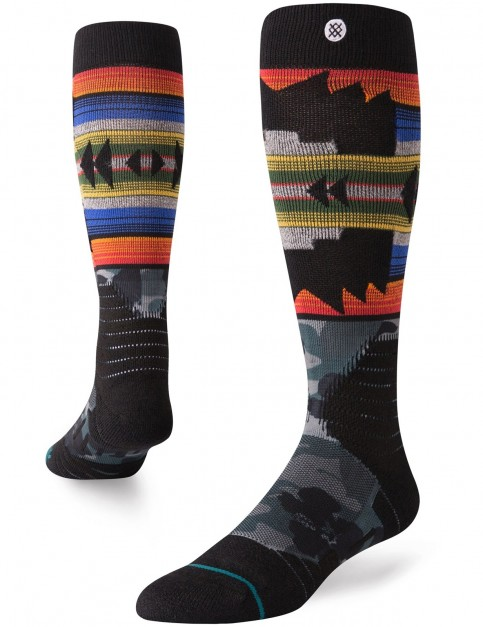 Stance B4BC (Boarding For Breast Cancer) Snow Socks in Black