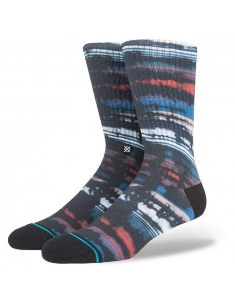 Stance Baja Hurricane Crew Socks in Multi