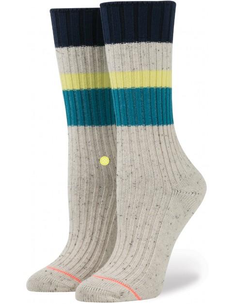Teal Stance Basically Basic Socks