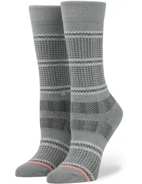 Stance Beach Bum Socks in Grey
