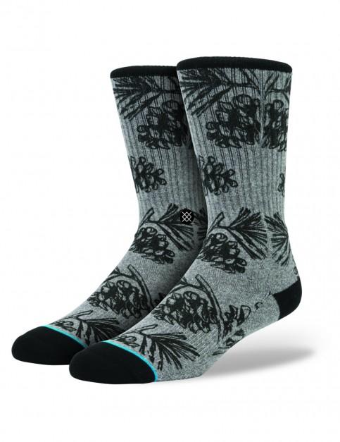 Stance Beckett Socks in Black