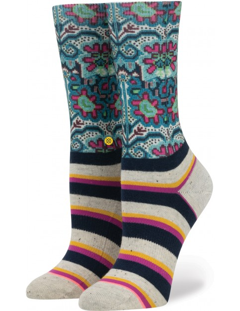 Navy Stance Bella Vida Socks