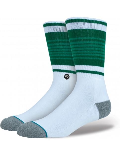 Stance Blanco Crew Socks in White