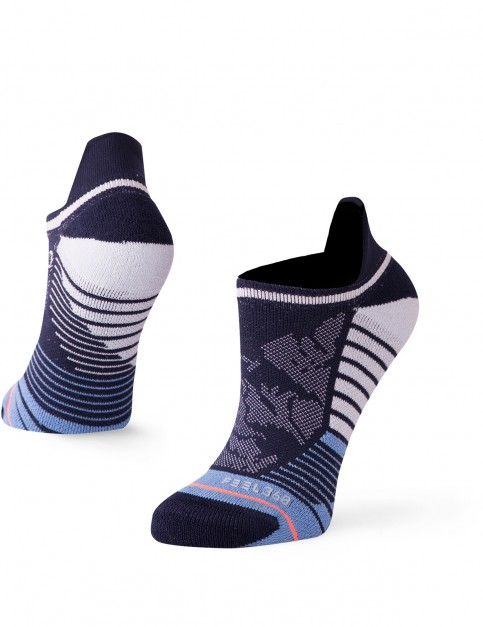 Stance Blue Crusher Tab No Show Socks in Blue