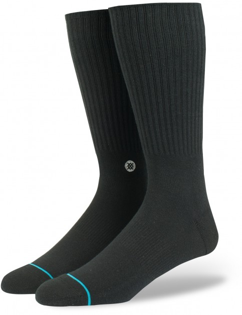Stance Bombers Crew Socks in Black