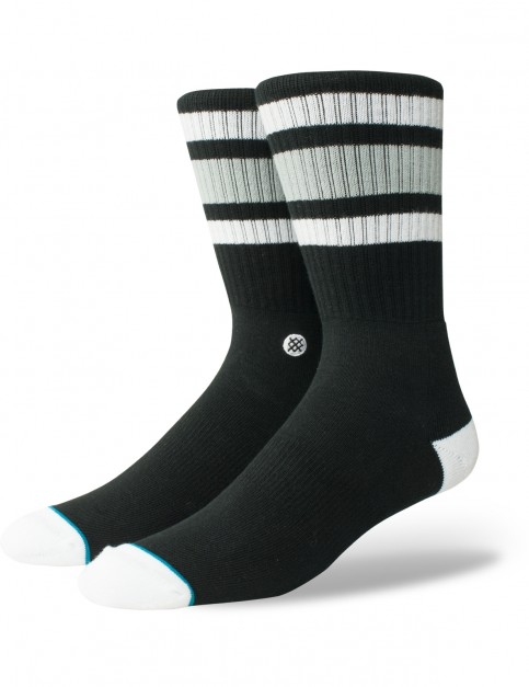Stance Boyd 4 Crew Socks in Black