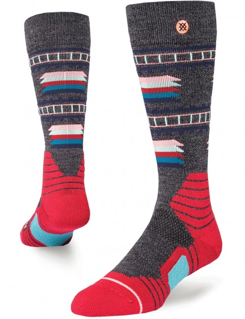 Stance Bridgeport Snow Socks in Black