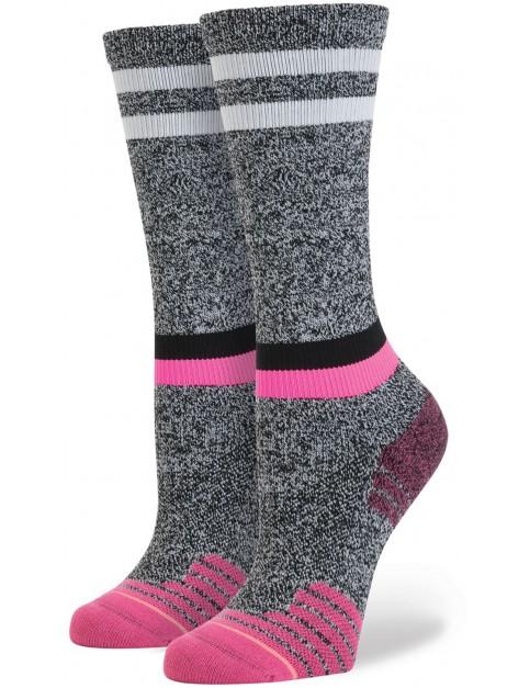 Heather Grey Stance Burn Crew Socks