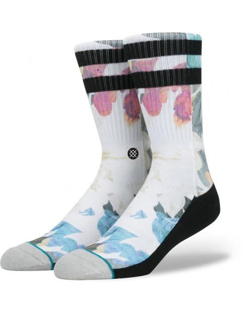 Stance Cabanna Socks in White