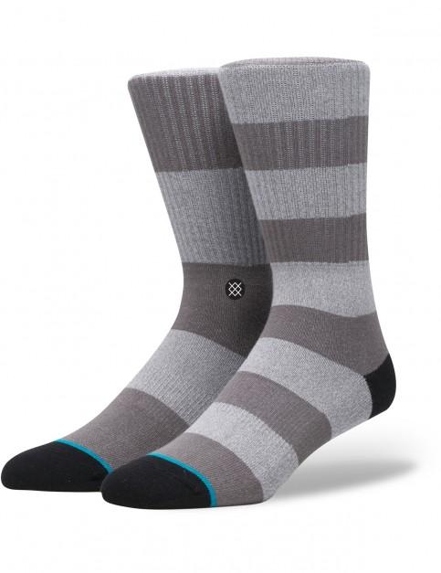 Stance Cadet 2 Crew Socks in Grey