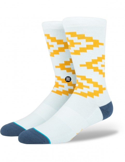 Stance Cairns Crew Socks in Blue
