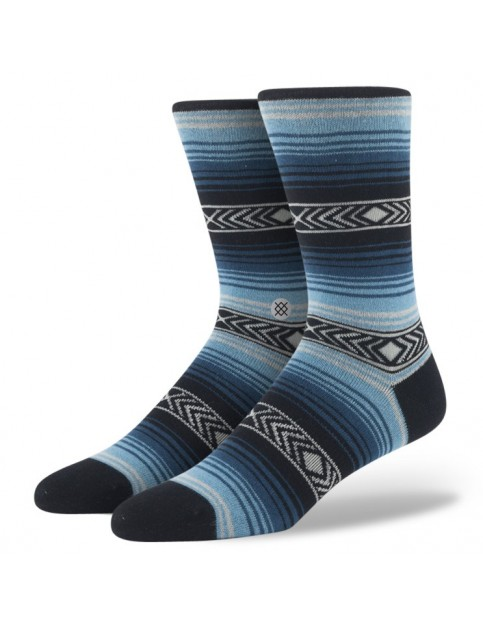 Stance Calexico Socks in Blue