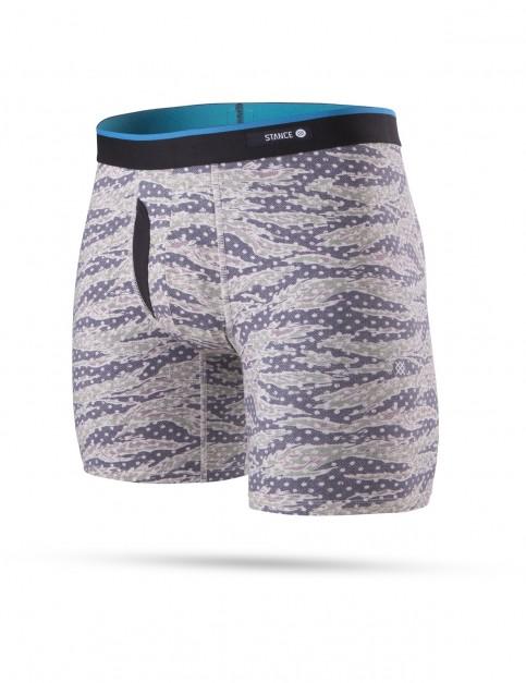 Stance Camo Dots Underwear in Tan