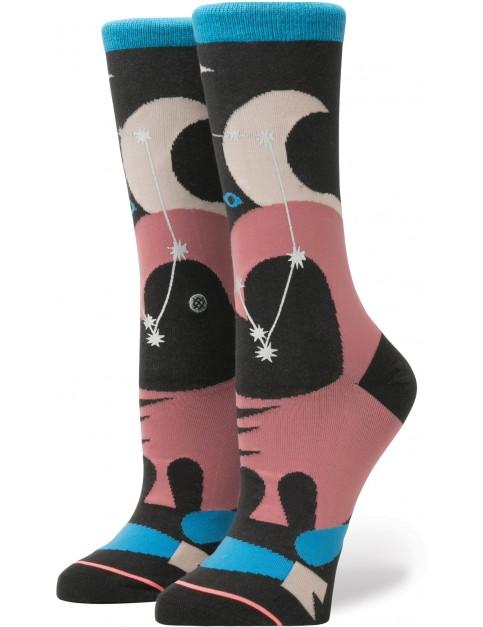 Multi Stance Capricorn Crew Socks