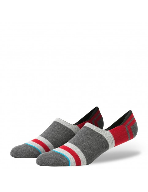 Red Stance Charge Socks