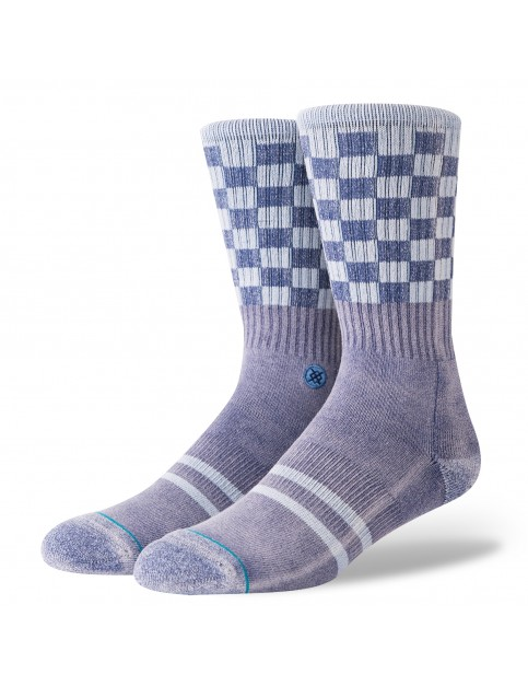 Stance Check Me Out Crew Socks in Blue
