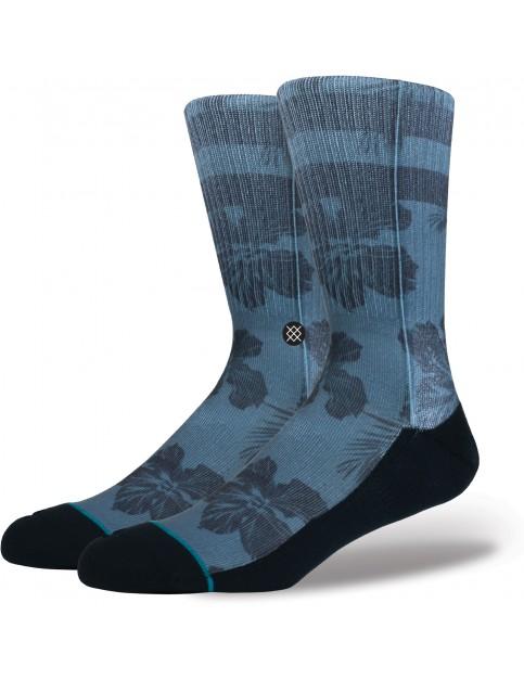 Stance Chiapas Crew Socks in Grey