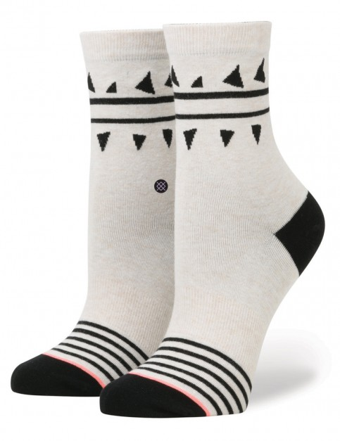 Stance Chompers Socks in Natural