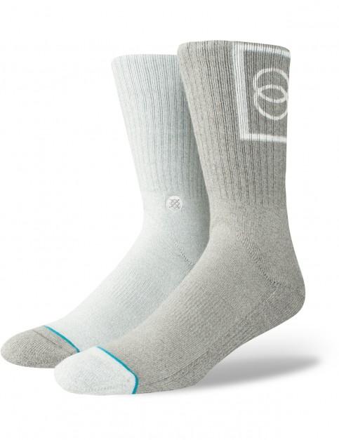 Stance Citystreet Crew Socks in Grey