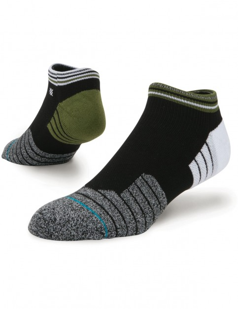 Stance Civil No Show Socks in Black