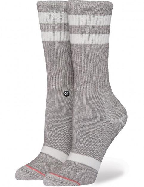 Stance Classic Uncommon Crew Crew Socks in Grey
