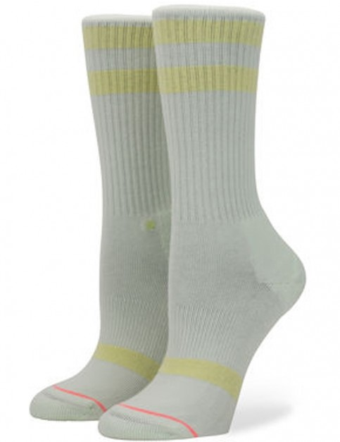 Stance Classic Uncommon Crew Socks in Light Blue